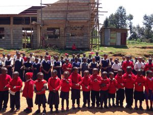 Report of the 2016 mission of our boys in Kenya