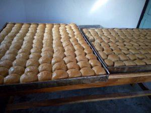 gran successo il pane a Kilindoni